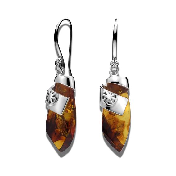 Earrings 5 Elements Love Power 2