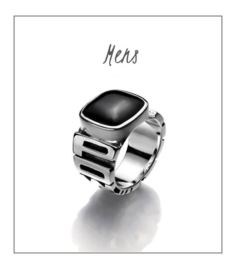 Mens Collection Ring