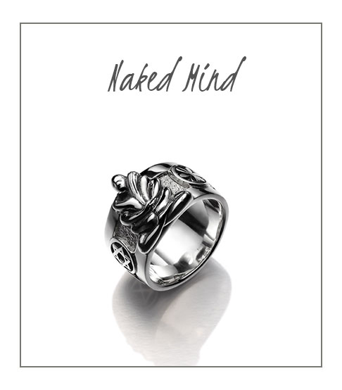 Naked Mind Ring